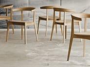 Wooden chair CAROLA | Wooden chair - Andreu World