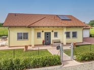 Wooden house CASA MIA 103 - Spazio Positivo by Rensch-Haus