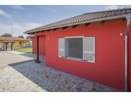 Wooden house CASA MIA 118 - Spazio Positivo by Rensch-Haus