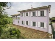 Wooden house CASA MIA 160 - Spazio Positivo by Rensch-Haus