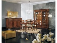 Solid wood sideboard with doors CASANOVA | Sideboard - Arvestyle