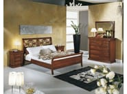 Solid wood double bed CASANOVA | Bed - Arvestyle