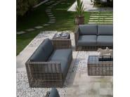 Tavolino da giardino quadrato CASTRIES 23225 - SKYLINE design