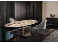 Table CATLIN DINING TABLE - Minotti