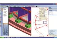 Finite element (FEM) structural resolver CDS Win - S.T.S. SOFTWARE TECNICO SCIENTIFICO