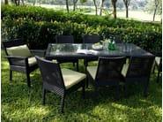 Sedia da giardino CEDAR | Sedia da giardino - 7OCEANS DESIGNS