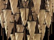 Glass chandelier CESENDELLO CHANDELIER   Glass chandelier - Fortuny® by Venetia Studium