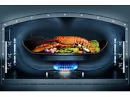 Gas electric oven Class A CHÂTEAU G4 - La Cornue