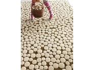Wool rug CHAMPIÑONES - GAN By Gandia Blasco