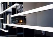 Open divider bookcase CHARLOTTE - Silenia