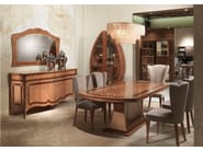 Crystal display cabinet CHARME | Display cabinet - Carpanelli Classic