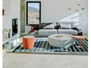 Pouf / coffee table CHAT - SANCAL