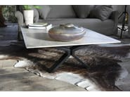 Low rectangular coffee table CHATEAU | Low coffee table - Joli