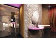 Lavabo con piano con porta asciugamani CHEF SET ONE | Lavabo - LINEAG