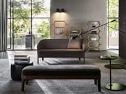 Upholstered fabric bench CHELSEA | Bench - MOLTENI & C.