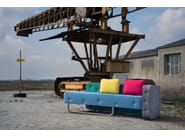 3 seater fabric sofa CHEW | Sofa - Adrenalina