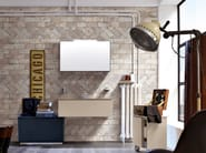 Glazed stoneware wall tiles with brick effect CHICAGO | Wall tiles - CIR