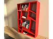 Open Adamantx® bookcase CHRISTIE - ZAD ITALY
