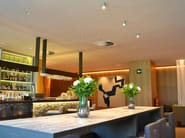 Lampada da soffitto a LED in alluminio CILINDER - LED BCN Lighting Solutions