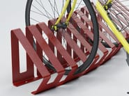 Steel Bicycle rack CITY - CITYSì