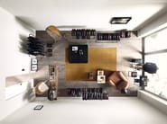Solid-color rug CLAUDE - Vorwerk & Co. Teppichwerke