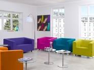 Club armchair CLINC - SMV Sitz- und Objektmöbel