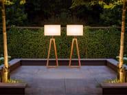 Teak Floor lamp CLUB - ROYAL BOTANIA