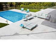 3 seater fabric sofa COLORADO   3 seater sofa - Varaschin
