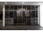 Sectional wardrobe COMBI SYSTEM Z598 - Zalf