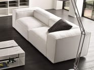 Sectional 3 seater fabric sofa COMFORT | 3 seater sofa - Dall'Agnese
