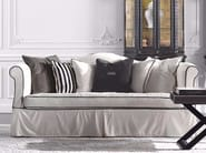 Upholstered 2 seater sofa COMFORT - Gianfranco Ferré Home