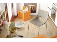 Polypropylene chair CONGRESS | Chair - Calligaris