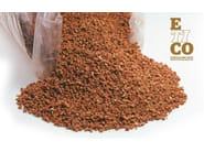 Sughero, cellulosa e isolante sfuso a base vegetale CORKGRAN ETICO - TECNOSUGHERI