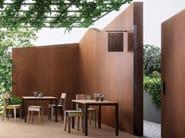 Wall/floor tiles with metal effect ACIDIC CORTEN | Wall/floor tiles - CERAMICA FONDOVALLE