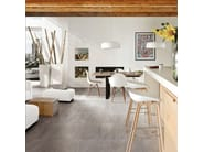 Indoor/outdoor porcelain stoneware flooring with stone effect COSMOS - Saime Ceramiche