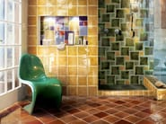 Indoor quarry wall tiles COTTO GLAMOUR | Wall tiles - Cerasarda