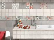 Glazed stoneware mosaic COTTO VOGUE | Mosaic - CIR