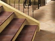 Glazed stoneware flooring COTTO VOGUE | Flooring - CIR