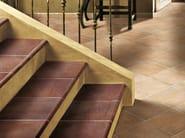 Glazed stoneware outdoor floor tiles COTTO VOGUE | Outdoor floor tiles - CIR