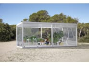 Pergola / conservatory CRISTAL BOX 2 - GANDIA BLASCO