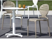 Contemporary style table base CROSS H73 | Table base - SCAB DESIGN
