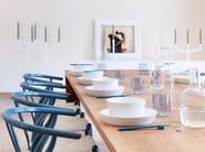 Ceramic dinner plate CRUDO | Plate - Atipico