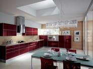 Fitted kitchen CRYSTAL - Scavolini