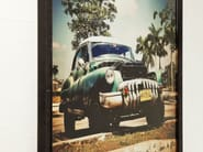 Stampa fotografica CUBA RALLYE 76x76 - KARE-DESIGN