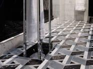 Marble flooring CUBE - Lithos Mosaico Italia - Lithos