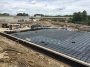 Rainwater recovery system CUPOLEX RIALTO Drainage systems - PONTAROLO ENGINEERING
