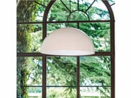 Methacrylate pendant lamp CUPOLONE - Cattelan Italia