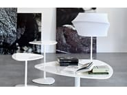 Fabric table lamp CYGNUS | Table lamp - Calligaris