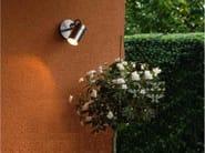 Adjustable stainless steel Outdoor floodlight CYLINDER D - BEL-LIGHTING