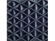 Felt decorative acoustical panels CABLE | Fabric decorative acoustical panels - Anne Kyyrö Quinn
